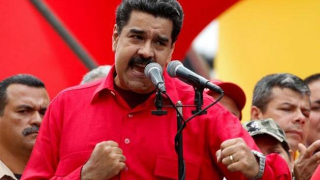Maduro saca del aire a la cadena CNN por conspiración