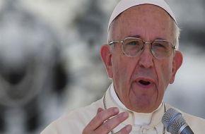 """Francisco afirmó que """"ninguna religión es terrorista"""""""