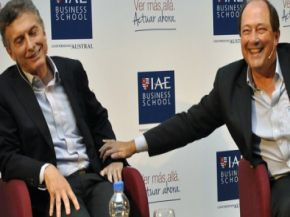 En busca de una estrategia electoral, Macri se reúne con la cupula de la UCR