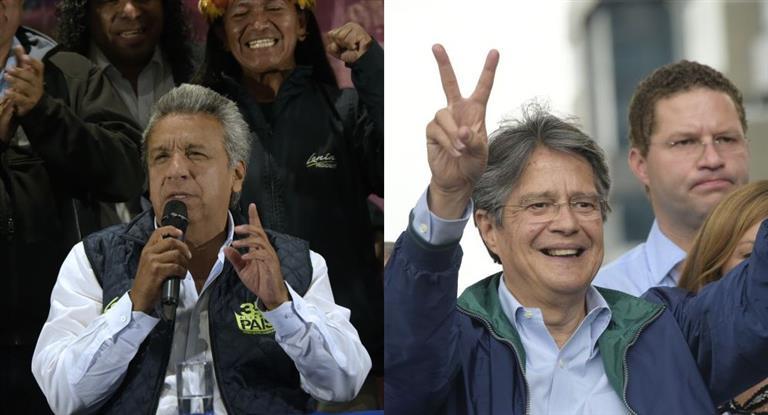 Ecuador tendrá una segunda vuelta para definir al sucesor de Correa