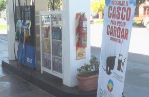 En Tafí Viejo los motociclistas no pueden recargar combustible si circulan sin casco