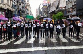#8M: miles de mujeres paran y marchan en todo el país