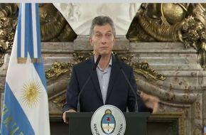 """Macri definió a Venezuela como """"una pseudodemocracia"""