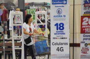 Precios transparentes debuto con subas de más de 70% para compras en cuotas