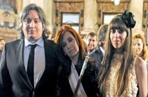 Citan a indagatoria a Cristina Kirchner, sus hijos Máximo y Florencia y Lázaro Báez