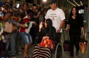 """""""Es un milagro, pero también es una cruz"""": La azafata que sobrevivió al vuelo del Chapecoense y ahora enfrenta serios problemas"""