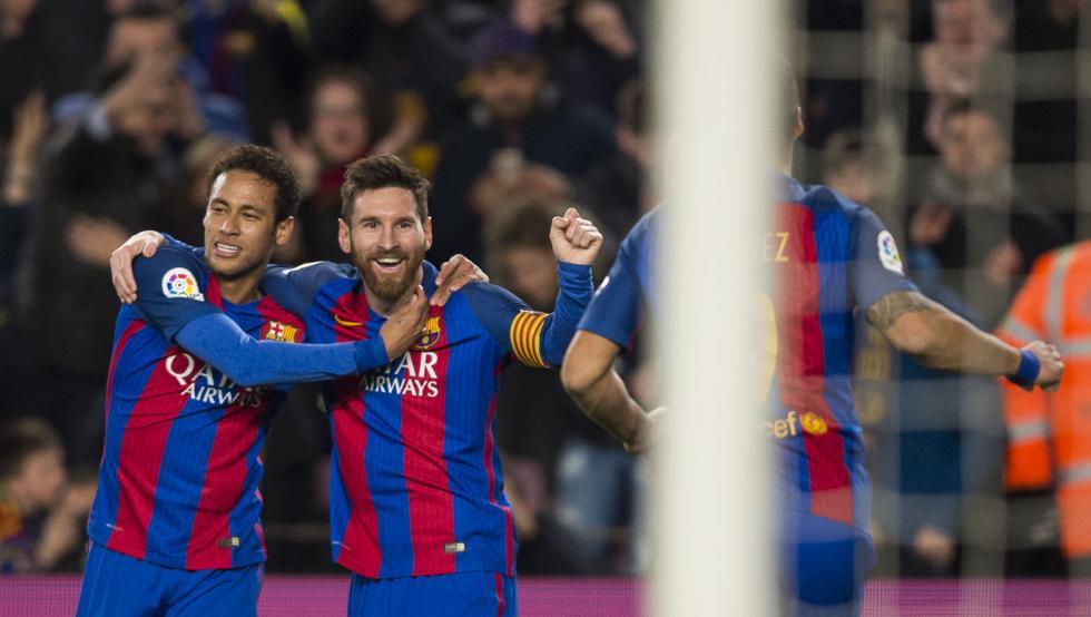 En un partido épico, el Barcelona goleó 6-1 al PSG y se clasificó a cuartos de final en la Champions