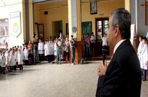 Inició el ciclco lectivo 2017 en las escuelas municipales de la capital