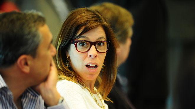 Laura Alonso se reunió con el presidente del Correo Argentino antes del acuerdo