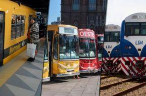 Los gremios del transporte se suman al paro que hará la CGT en marzo