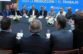 Las pymes se unen a la CGT para reclamar por los despidos y la recesión