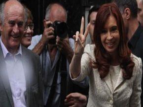 """Cristina denunció la filtración del audio: """"Esto es espionaje político y persecución"""""""