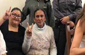 Estados Unidos también considera ''arbitraria'' la detención de Milagro Sala