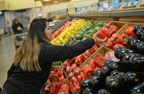 Los precios de los productos agrícolas-ganaderos se multiplicaron por 4,96 veces en enero