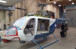 El nuevo helicóptero Bell 429 llegará en Abril a la provincia