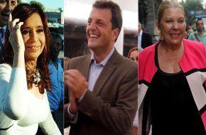 Elecciones 2017: cuatro encuestas dan a Cambiemos tercero en Provincia