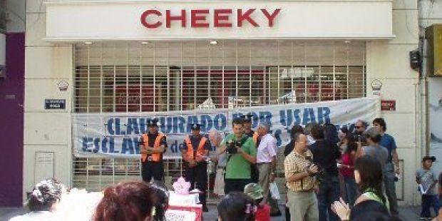 """Lapidario el Presidente del Senado de Bolivia: """"¿Qué hará Awada sin bolivianos en sus talleres?"""""""
