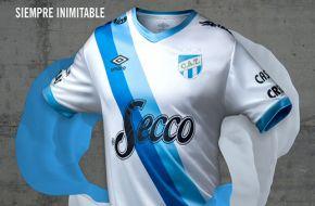 Atlético Tucumán lanza una nueva indumentaria
