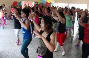 """""""Ejercitá tu cuerpo"""" en los centros integradores comunitarios de la capital"""