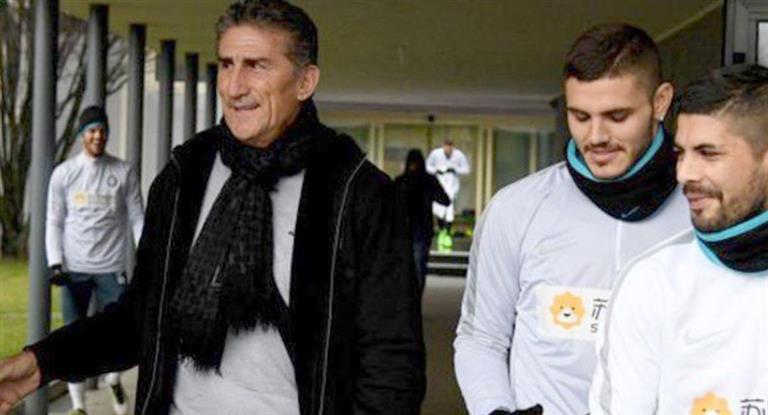 """Bauza le cerró la puerta de la Selección a Icardi """"por ahora"""""""