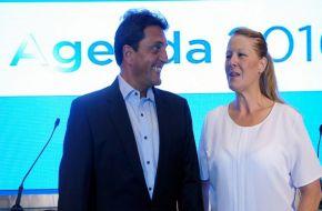 """Margarita Stolbizer: """"Sergio Massa tiene el mejor equipo político de la Argentina"""""""