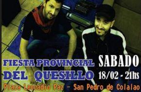 San Pedro de Colalao vivirá el Festival Provincial del Quesillo este fin de semana