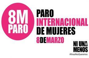 Día Internacional de la Mujer con un fuerte reclamo por derechos laborales y sociales