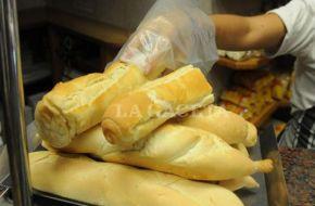 El pan aumentó 15%: el kilo cuesta entre $30 y $35