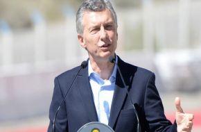 Macri lanza el jueves en Viedma junto a cinco gobernadores el Plan Patagonia