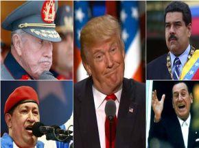 El Washington Post comparó a Trump con Perón, Pinochet, Chávez y Maduro