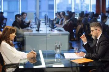 """""""En 2019 no voy a ser un obstáculo para que el peronismo gane las elecciones"""""""