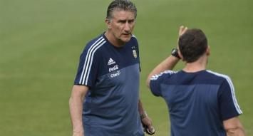 Bauza llamó de urgencia a otros dos jugadores para el partido ante Bolivia
