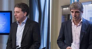 Dujovne y Caputo exponen los lineamientos del Presupuesto 2018