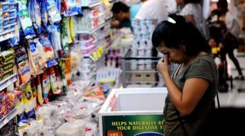 Las expectativas de inflación se mantienen en 25% en Marzo
