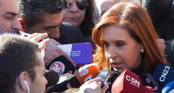 Lijo analizará las escuchas a Cristina y los mails que envió y recibió cuando era Presidenta