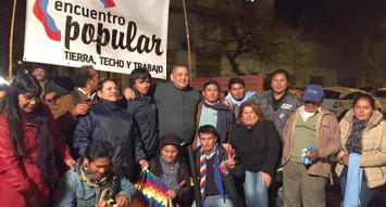 """D'Elía: """"Si no gana Cristina se abrirán las puertas del infierno para el pueblo argentino"""""""
