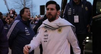 Messi no se recuperó y la Selección se pondrá a prueba sin su capitán ante uno de los favoritos al título en Rusia