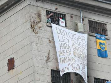 """""""La seguridad no se resuelve con más cárcel"""""""