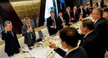 Uñac anunció que la minera china Shandong explotará Pascua Lama