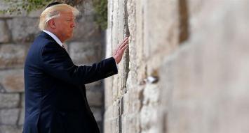 El Muro de los Lamentos tendrá una estación de tren y una polémica dedicatoria