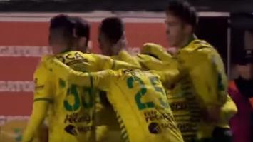 Atlético se cayó a pedazos en Florencio Varela (Video).