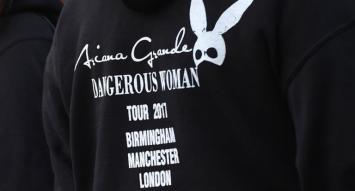 """Lo siento tanto, no tengo palabras"""", dijo Ariana Grande, quien suspendió su gira y no vendría a la Argentina"""