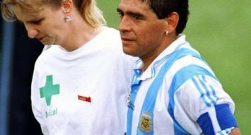 La revelación de Basile sobre Maradona en el Mundial 94