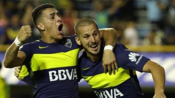 Boca le ganó 3-1 a Vélez en Liniers y se afianza en la punta (Video).