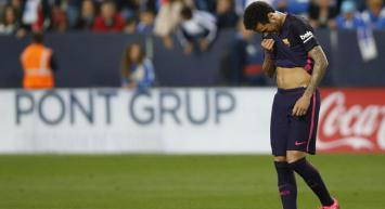 El Barça deja pasar una gran oportunidad en Málaga (Video)