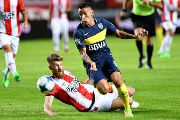 Boca empató con Estudiantes en un partido muy picante y con polémica (VIDEO).