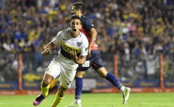 Boca goleó a Arsenal y quedó como único líder del torneo (VIDEO).