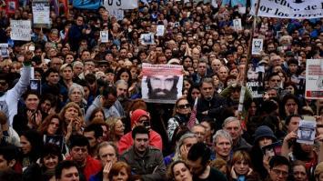 Organismos de derechos humanos convocaron a una marcha por Santiago Maldonado