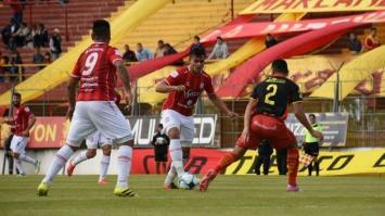 """Boca Unido le empató sobre la hora al """"Santo"""". (Video)."""