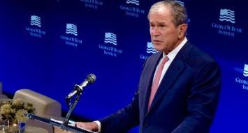 """Según Bush, """"hay pruebas claras de que los rusos interfirieron en las elecciones de 2016 en EEUU"""""""
